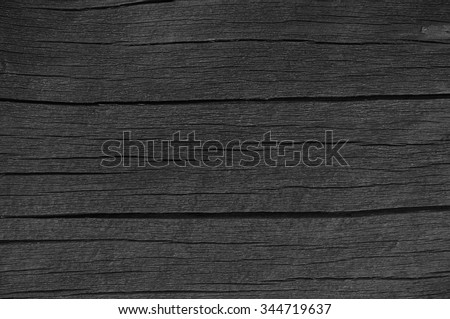 Wooden Plank Board Grey Black Wood Tar Paint Texture Detail Old Aged Dark Cracked Timber Rustic Macro Closeup Pattern Blank Empty Rough Textured Copy Space Grunge Weathered Vintage Painted Background