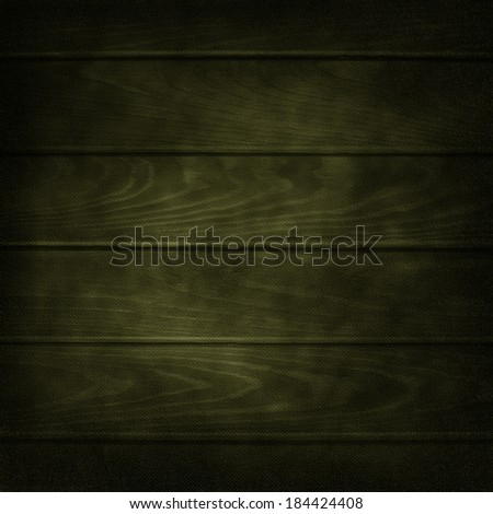 Wooden planks - grunge background or texture - stock photo
