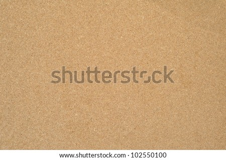 Wooden plate material background for construction theme. Chipboard. Medium Density Fiberboard Plate. - stock photo