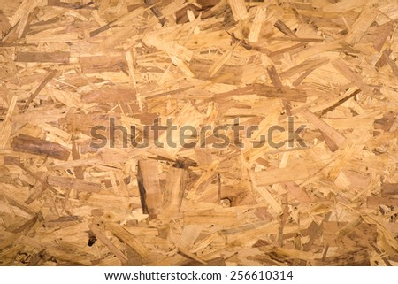 Wooden recycle textured - stock photo