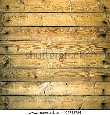 wooden siding wall, grunge backgrund - stock photo