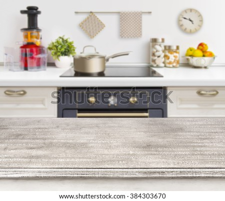 Kitchen Wall Background empty kitchen bench stock photos, royalty-free images & vectors