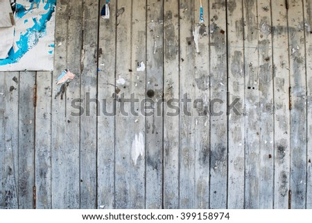 Wooden texture background,door old wooden house,use for background.