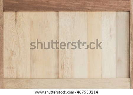 wooden texture background frame