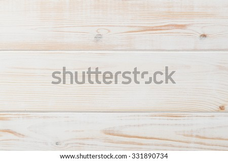 Wooden texture background. Studio image taken from above, top view. - stock photo
