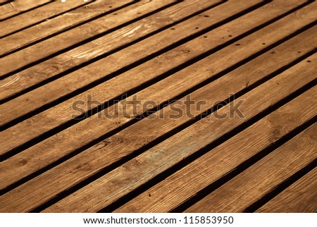 Wooden texture can be used for background - stock photo