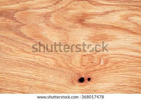 Wooden texture. Closeup of nice oak timber background - stock photo