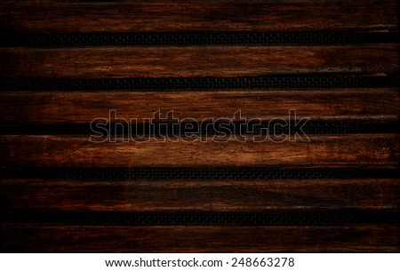 wooden texture for background - stock photo