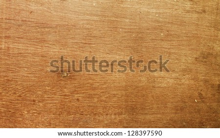 wooden texture, grain background - stock photo