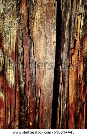 Wooden texture. Intentional colour shift.