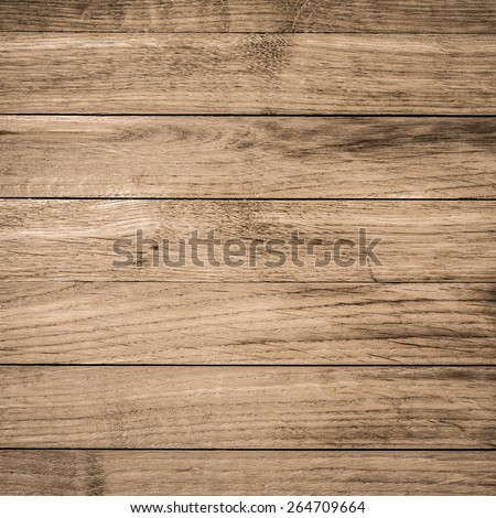 Wooden Texture or Background/ Wooden Floor - stock photo
