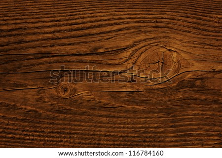 wooden texture used as background - stock photo