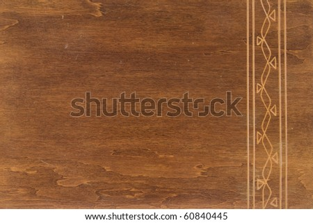 Wooden textured / Background of wooden planks - stock photo