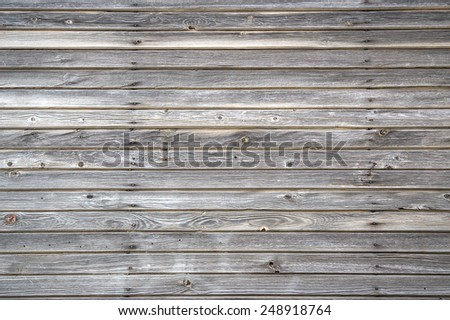wooden wall plaque retro background - stock photo