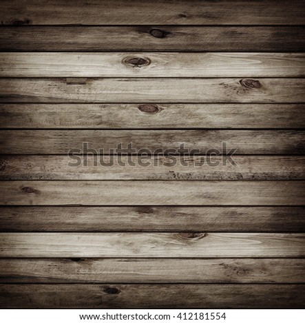 Wooden wall texture or background.