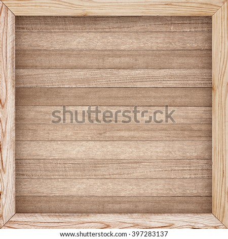 Wood Frame Stock Images RoyaltyFree Images Vectors Shutterstock