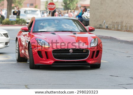 Jaguar car stock images royalty free images vectors for Woodland motors used cars