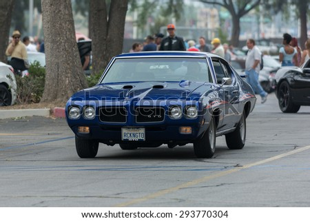 Pontiac gto stock images royalty free images vectors for Woodland motors used cars
