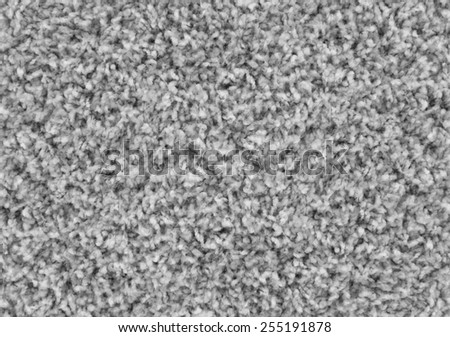 wool carpet - stock photo
