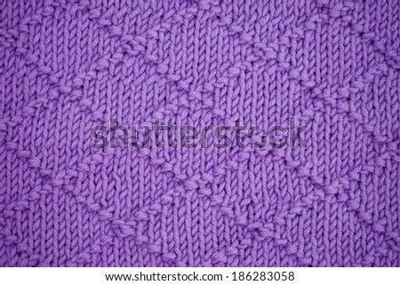 wool sweater texture close up - stock photo