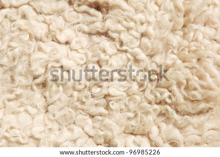 Wool texture for background. - stock photo
