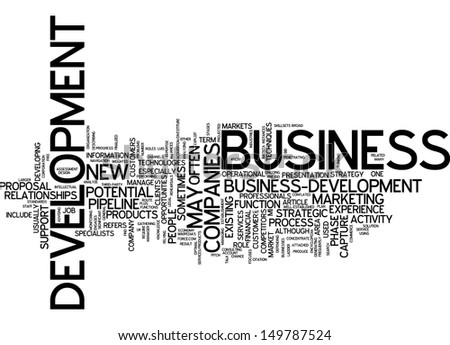 business development