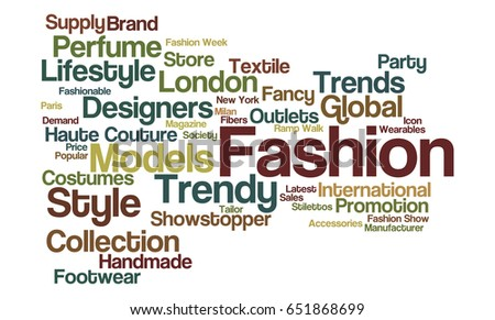 Fashion Synonyms, Fashion Antonyms 8