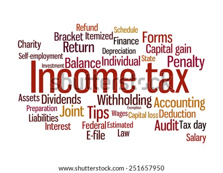 income tax stock images royaltyfree images amp vectors