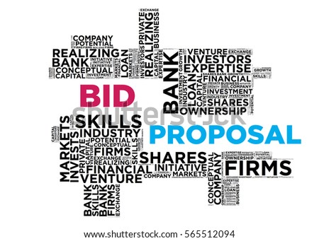 Bid Proposal Stock Images RoyaltyFree Images  Vectors