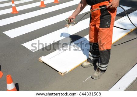crosswalk stock images royalty free images vectors shutterstock. Black Bedroom Furniture Sets. Home Design Ideas