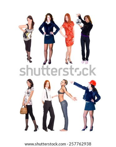 Workforce Concept Corporate Culture  - stock photo