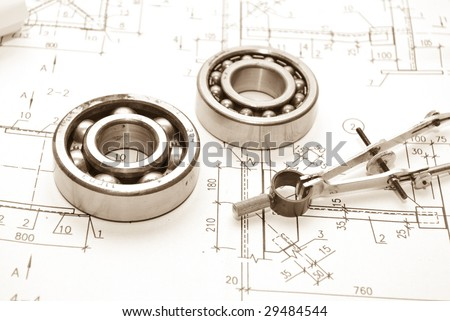 Working tools and bearings