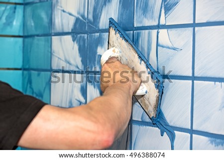 Grout Stock Images Royalty Free Images Amp Vectors Shutterstock