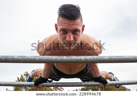 Workout - stock photo