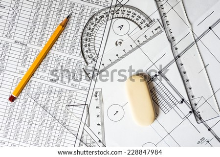 Workplace architect, tools for sketching