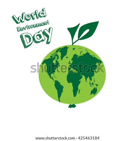 World Environment Day. The world inside the apple card