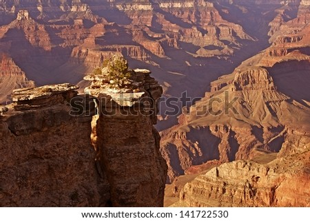World Famous Canyon - Grand Canyon in Arizona, USA. Nature Collection.