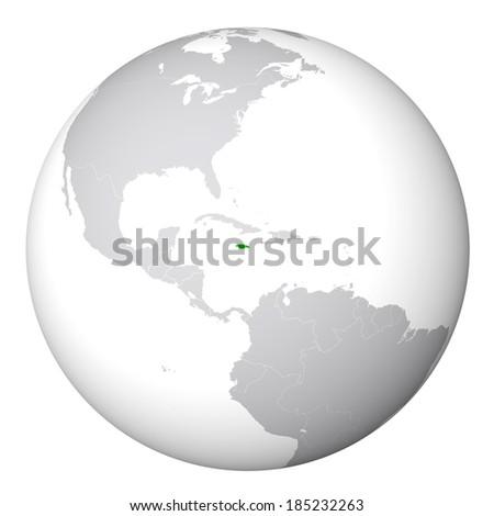 World map jamaica stock illustration 185232263 shutterstock world map jamaica gumiabroncs Image collections