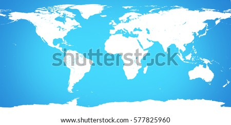 World map light blue background elements stock illustration world map light blue background elements of this image furnished by nasa sciox Image collections