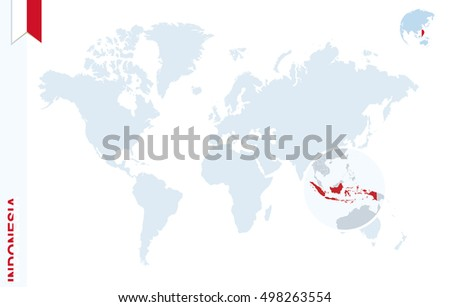 Zoom on syria map flag world vectores en stock 296312744 shutterstock world map with magnifying on indonesia blue earth globe with indonesia flag pin zoom gumiabroncs Images