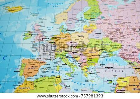 World Political Map Background Stock Photo Shutterstock - The world political map