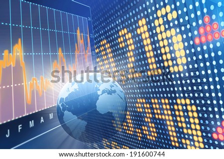 World Trade - stock photo