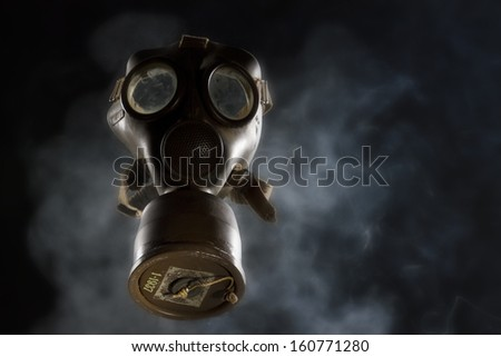 World War II Gas Mask