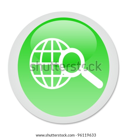 world wide web search button