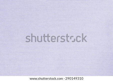Woven cotton fabrics textile textured background in light sweet purple violet  color tone       - stock photo
