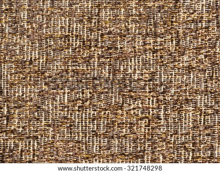Woven Fabric Texture - stock photo