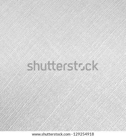 woven linen - stock photo