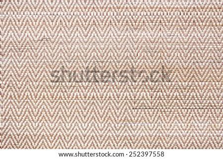 Woven texture background - stock photo
