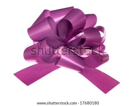 Wrapping Bow