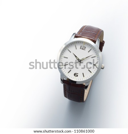 Wrist watch - stock photo